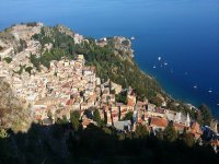 Scopri the Sicily dall'alto