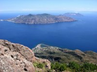 Tour in elicottero sulle Isole Eolie