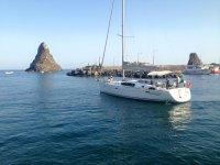 La bellissima sailing boat