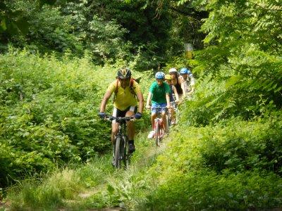 Mountainbike corso Basic+trasporto Arrone