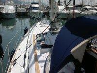 Dettagli della nostra barca