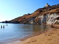 Spiaggia del Castello