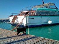 Nel porto di Agrigento