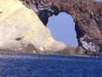 Between the Sicilian coasts