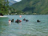 immergersi insieme