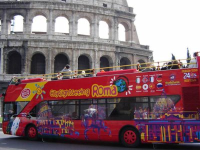 City Seightseeing Roma