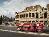 Scorcio del Colosseo