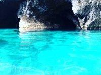 Capri cave