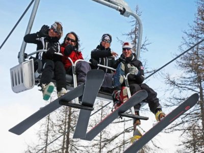 Scuola Sci Sauze d'Oulx Project Snowboard