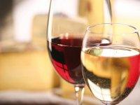 Tasting good wine