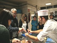 Cooking lesson in Trani
