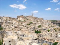 Matera, one of the oldest cities of the world