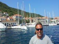 con lo Skipper Armando Nunziante