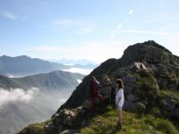 Trekking in Piedmont