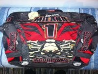 New look Scorpions team