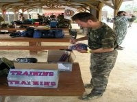 Preparando le munizioni