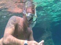 Nelle acque di Gaeta