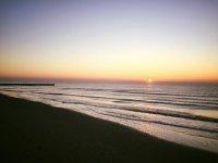 Jesolo al tramonto