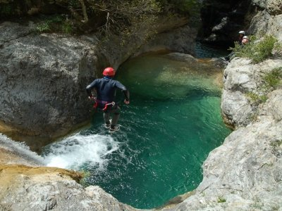 Valle D'Aosta Montagna Canyoning