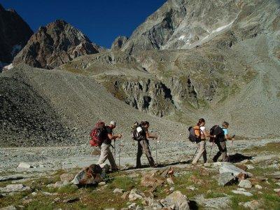Valle D'Aosta Montagna Trekking