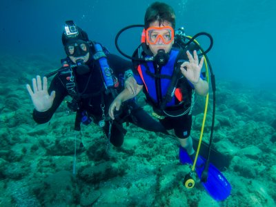 Corso Open Water Diver Gioiosa Ionica