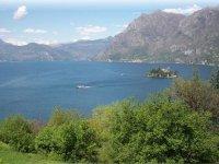 Imemrsioni in lago