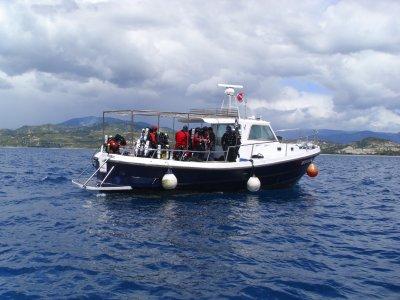 Escursioni in barca in Calabria
