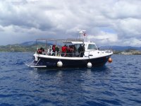 Boat trips in Calabria