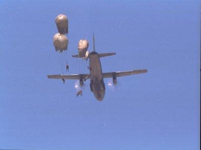 Corso paracadutismo interesse militare Calabria