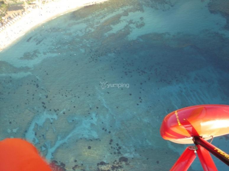 Le acque cristalline della Calabria