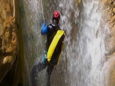 Summit 4061 Canyoning
