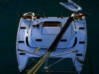 In catamarano per una vacanza