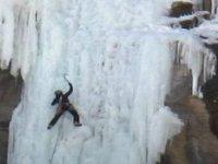 Scalata su ghiaccio