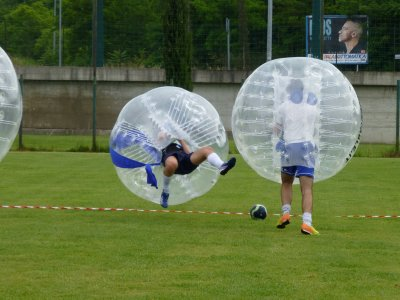 Bubble Football Roma