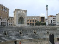 Archaeological visits to Lecce
