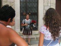 Visita al centro storico di Trani