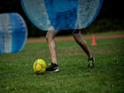 Paintball Napoli Extreme Bubble Football
