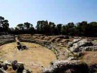 Anfiteatro a Siracusa
