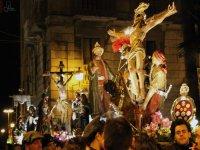 Festa religiosa a Trapani