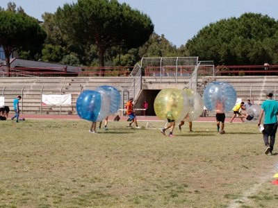 Bubble Soccer Catania