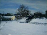 Acrobazie Nella Neve