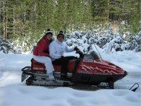 Sport Sulla Romantica Neve