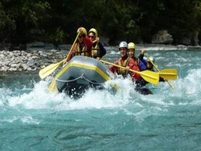 Riverside Outdoor Rafting