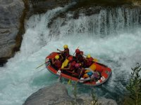 Rafting sui principali fiumi italiani