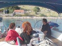 Noleggio con skipper a Genova