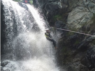 Canyoning Valle d'Aosta