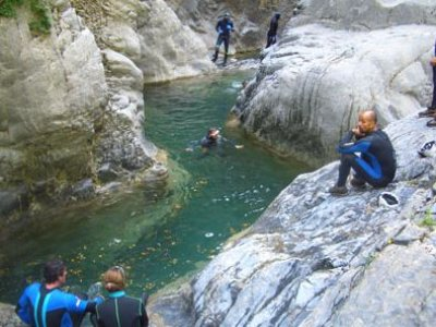 Guide Alpine del Monviso Canyoning