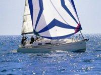 Navigando con barche moderne