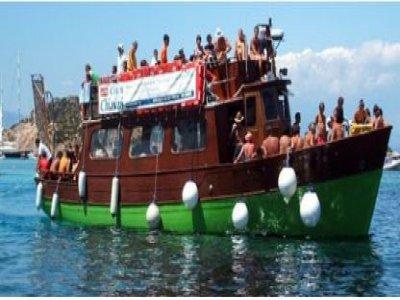 Fratelli Cuccu Escursione in Barca
