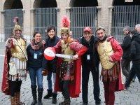 I gladiatori romani!